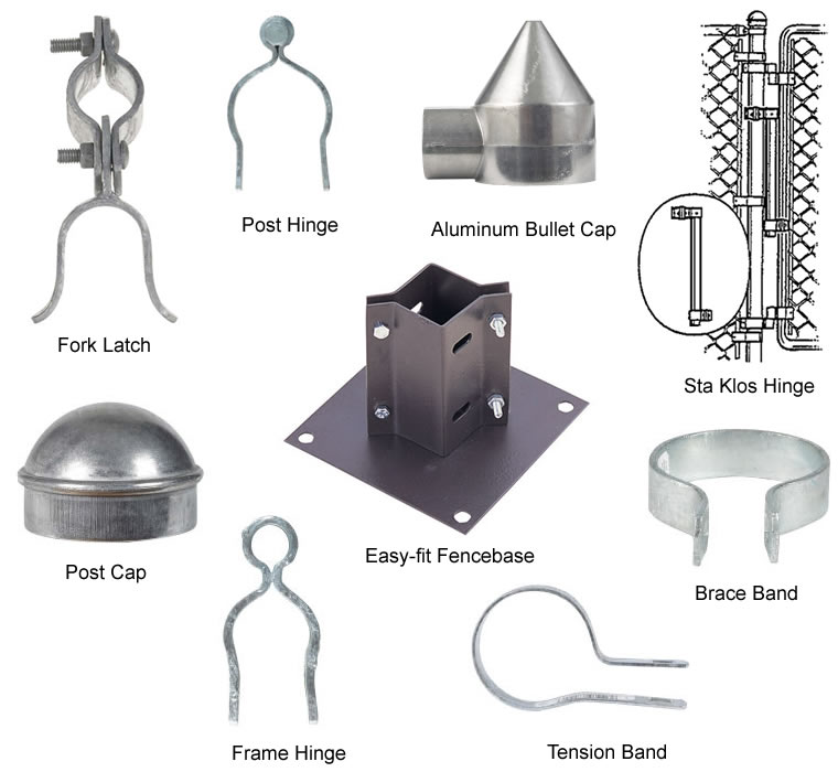 Fencing accessories j s fence industries vapi gujarat